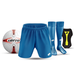 JNR STARTER PACK: Shorts, Socks, Shinpad, Ball - $80.00