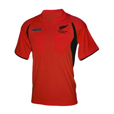 Clearance NZF Referees Shirt