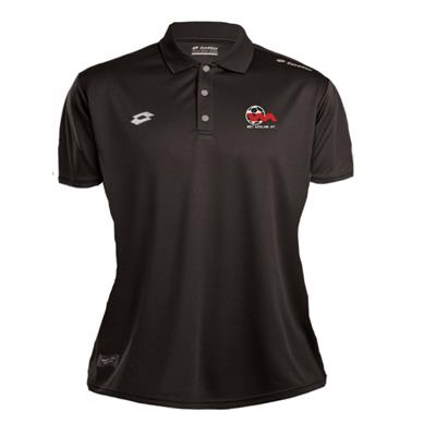 Womens Polo WA Black