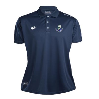 Womens L73 Polo NCR Navy