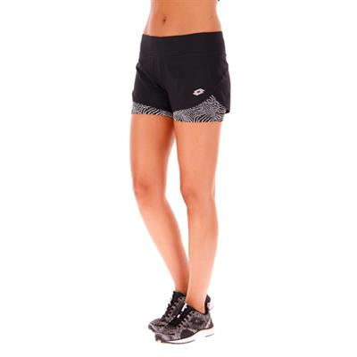 X-Run Short W Black