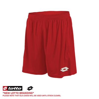 Jnr Club Short WA Red