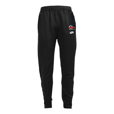 Snr Club Trackpant WA Black