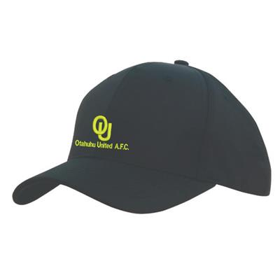 Club Cap OUTD Black