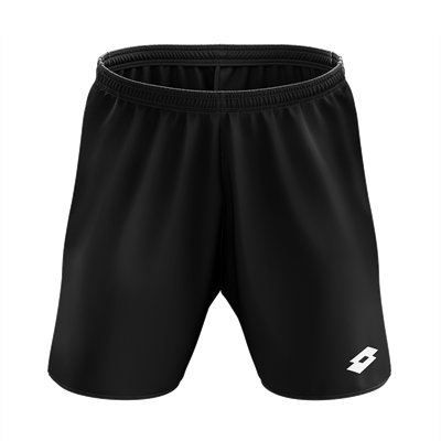 Ultra Referee Short Black