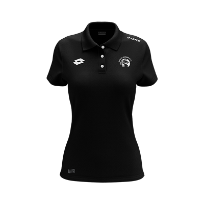 Club Polo W RWAFC Black