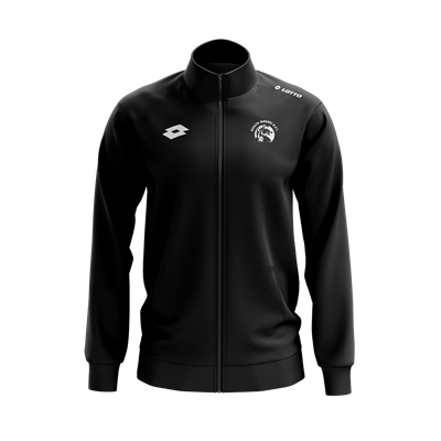 Full Zip Sweat RWAFC Black