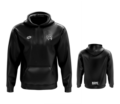 Club Hoodie w Name RWAFC Black