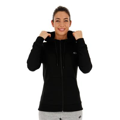 Dinamico W Sweat FZ HD PL Black