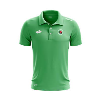Mens Polo HCAFC Emerald