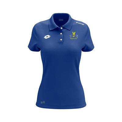 Womens L73 Polo MAFC Royal