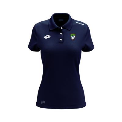 Womens L73 Polo CT Navy