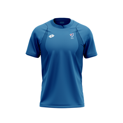 Junior AFF Training Shirt Royal
