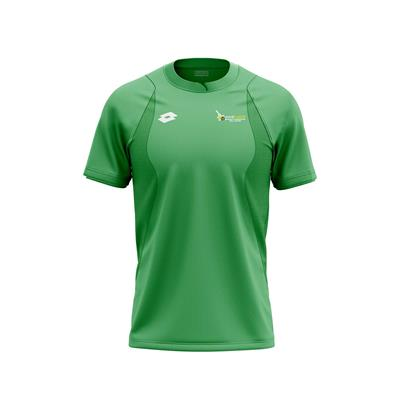 Jnr Skills Training Shirt CFM Emerald