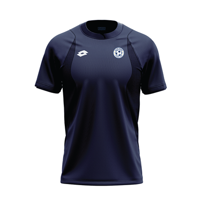 Jnr Training Shirt NSFC Navy