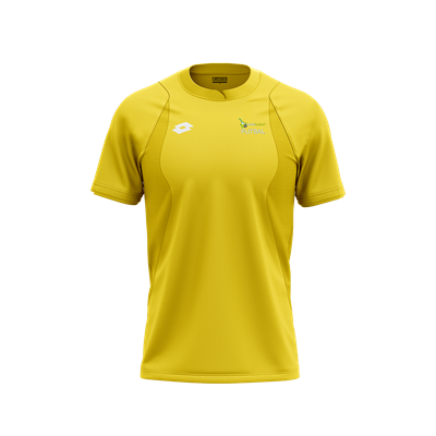 Jnr GK Training Shirt CF Futsal Yellow