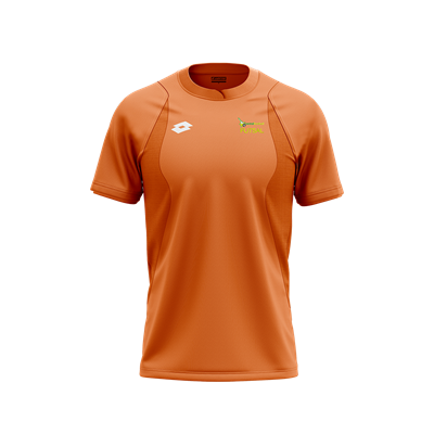 Jnr GK Match Shirt CF Futsal Orange