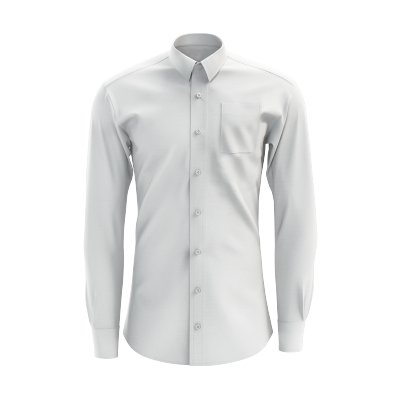KBHS Uniform Shirt Yr13 White