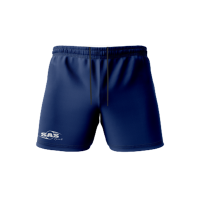Jnr MAGS Rugby Short Navy LB (KMAGS017JNR)