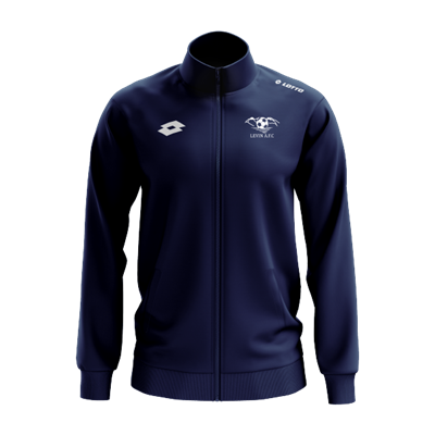 Full Zip Pullover LVAFC Navy