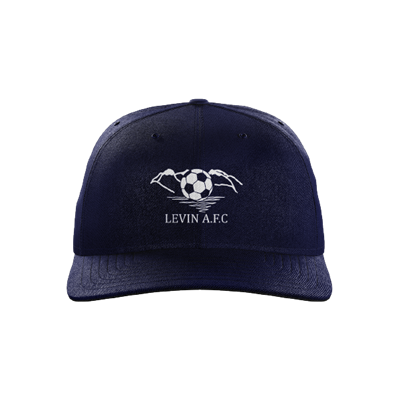 Club Cap LVAFC Navy/White Each (KLVAFC012)