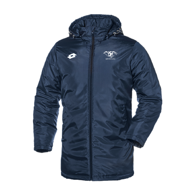 Managers Jacket LVAFC Navy