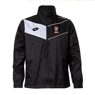 Jnr L73 Wind Jacket CFC Black
