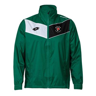 Jnr Wind Jacket HCAFC Emerald