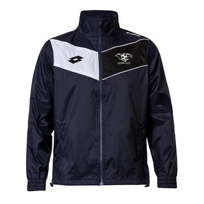 Jnr Wind Jacket LVAFC Navy/White