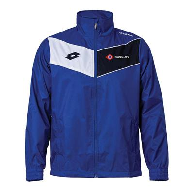Jnr Supporters Jacket RUAFC Royal/White