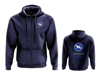 RC 60th Reunion Hoodie Navy