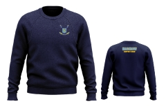 MAGSROW Crew Sweater Navy