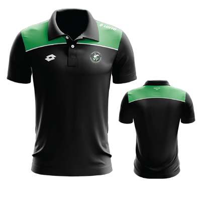 Jnr WSAFC Lunar Polo Black/Emerald