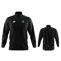 Wmns WSAFC Training Sweat Black/Emerald