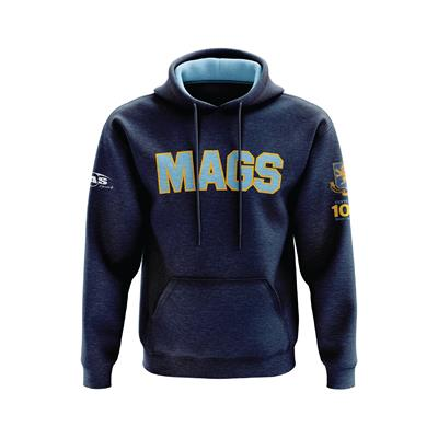 Mags Classic Hoody Navy