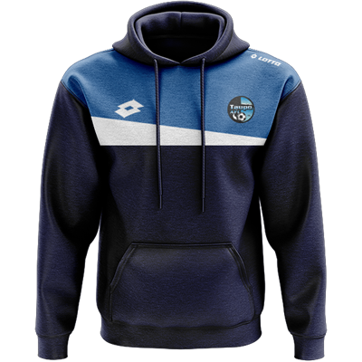 Taupo AFC Eclipse Hoodie Jnr Navy/Royal